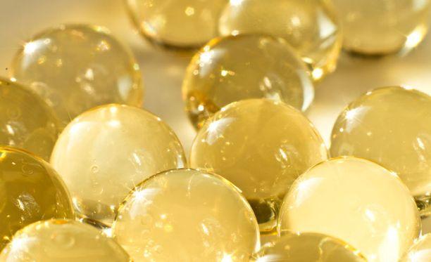 Tutkimuksissa ei tarkasteltu D-vitamiinin luustovaikutuksia.