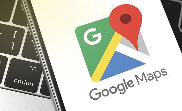 Google Mapsin päivityksen jälkeen osoitteita ei täydy enää osata lausua.
