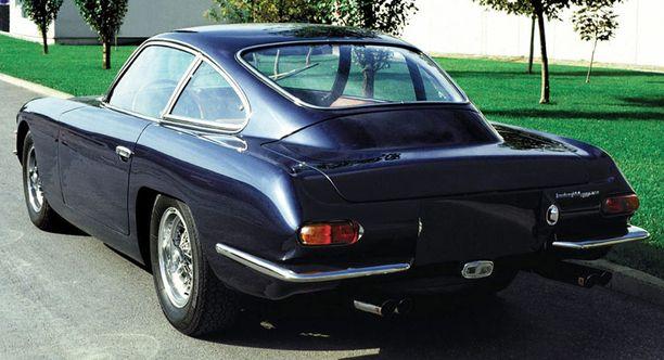 Jay Leno omisti yhden tällaisen Lamborghini 400 GT:n.