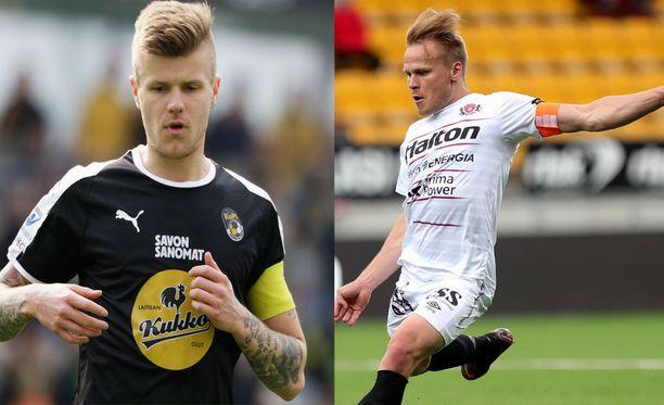 Petteri Pennasen KuPS ja Mikko Hauhian FC Lahti saivat maininnan jättilehti Guardianilta.