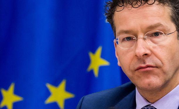 Jeroen Dijsselbloem on ollut euroryhmän puheenjohtaja tammikuusta 2013 lähtien.