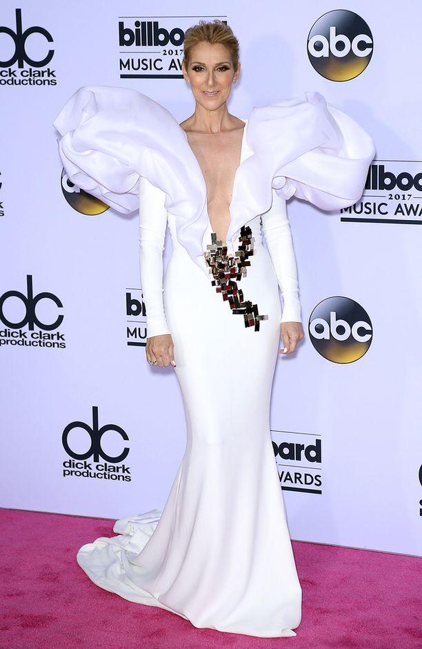 Celine Dion näytti upealta Billboard Music Awardseissa.