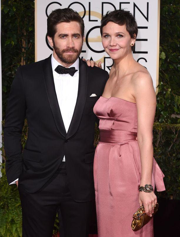 Jake ja Maggie Gyllenhaal