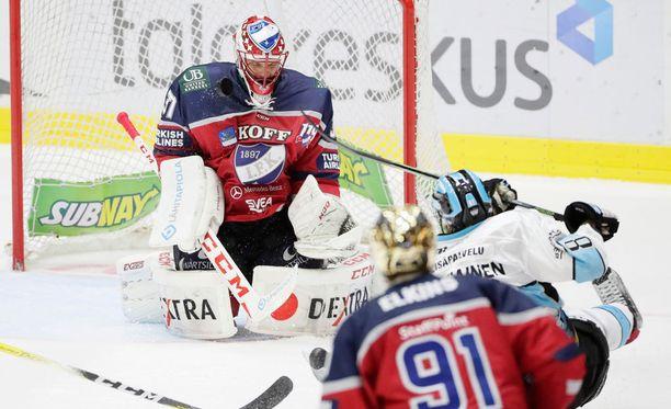 HIFK sai voiton tahmean esityksen jälkeen.