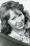 Kuvassa 17-vuotias Virve Rosti vuonna 1975.