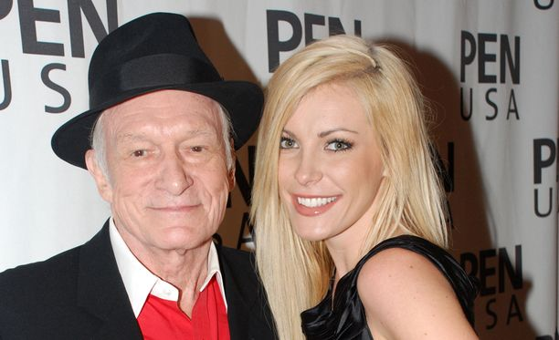 Playboy-pariskunta on ollut naimisissa vuodesta 2012 lähtien.