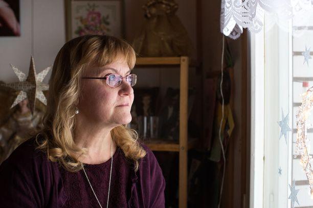 """Lappeenrantalaisesta Ann-Christine """"Anki"""" Kamusesta tuli leski vain 52-vuotiaana."""