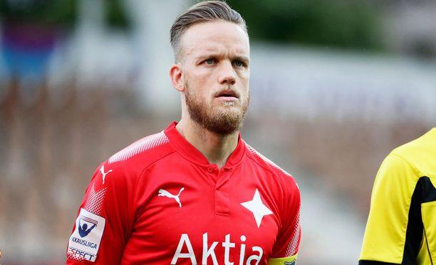 Mika Väyrysen viimeiseksi seuraksi jäi HIFK.