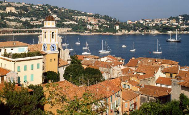 Côte d'Azur, Ranska.