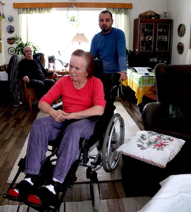 Thair Karan on Pasi ja Eeva-Liisa Mikkolalle korvaamaton apu.