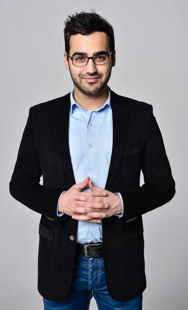 Ozan Yanar.