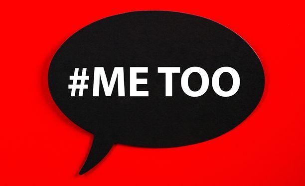 #Metoo-kampanja lähti liikkeelle lokakuussa 2017.