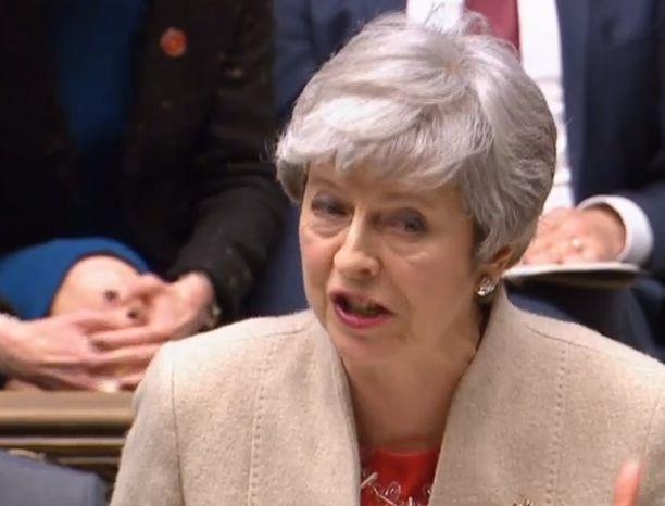 Kolmas äänestyskerta brexit-sopimuksesta päättyi perjantaina Mayn tappioon.