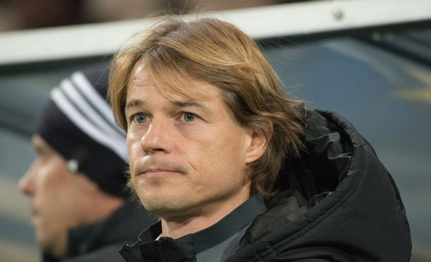 HJK:n päävalmentaja Mika Lehkosuo piti näkemästään.