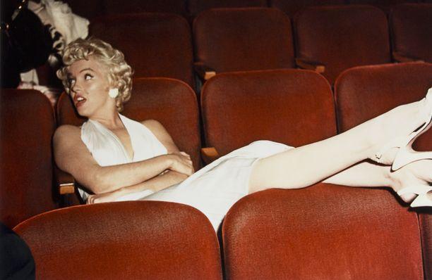 Ikoninen Marilyn Monroe näytteli uransa aikana kymmenissä elokuvissa.