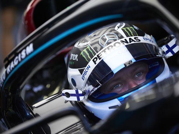 Valtteri Bottas sijoittui harjoitusten toiseksi.