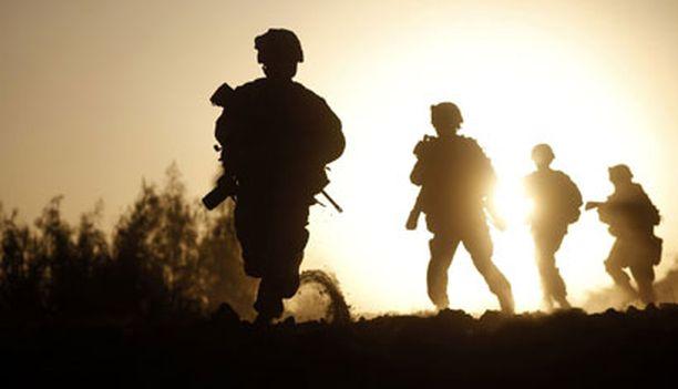 Neljä suomalaista rauhanturvaajaa loukkaantui Afganistanissa. Kuva ei liity tapaukseen.