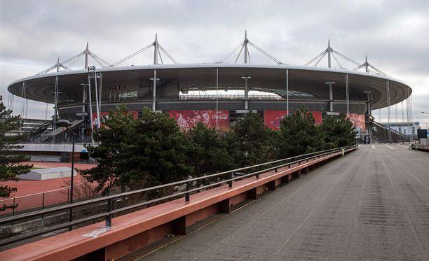 EM-finaali pelataan Stade de France -stadionilla 10.7.