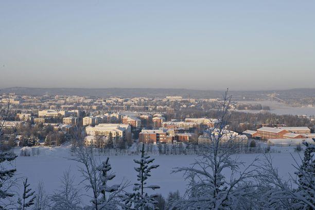 28-vuotias mies sai surmansa Rovaniemellä.