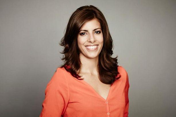Chistina MacFarlane on CNN-kanavan juontaja.