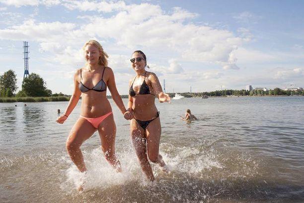Ulkomaisen sääpalvelun mukaan Skandinaviassa saadaan nauttia ensi kesänä normaalia lämpimämmästä säästä.