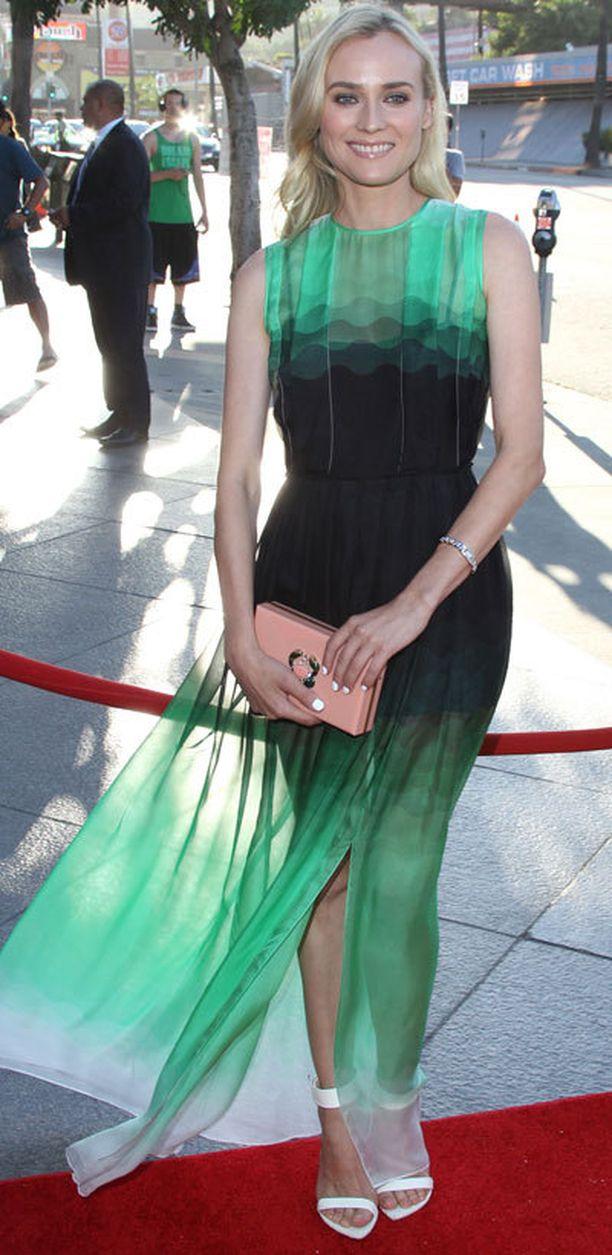 Diane Kruger hehkeänä maksihelmassa - katso kuvat! 105a603378