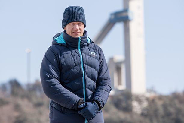 Toni Roponen toimii tällä kaudella Iltalehden ja Eurosportin asiantuntijana.