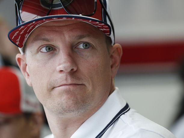Kimi Räikkönen kertoo tekevänsä vain sellaisia asioita, joiden tekeminen tuntuu hyvältä ja ennen kaikkea oikealta.