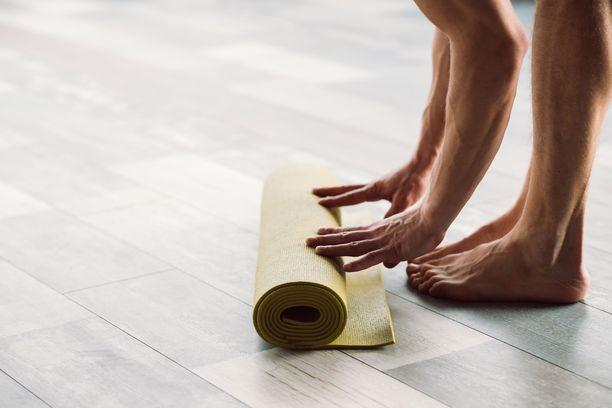 Liikunta helpottaa keuhkoahtaumapotilaan hengitystä ja irrottaa tehokkaasti limaa.