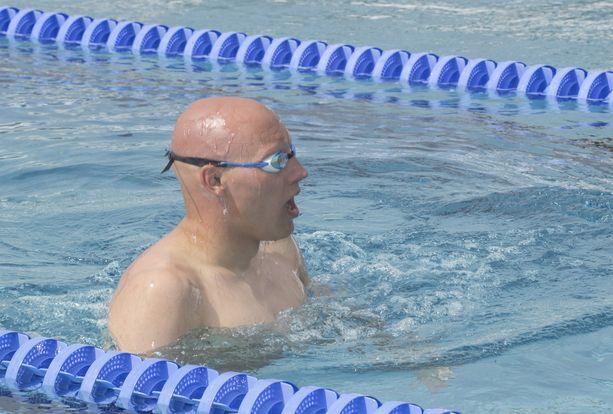 Päätös oli Matti Mattsonin mukaan oikea, mutta epävarmuus turhauttaa uimaria