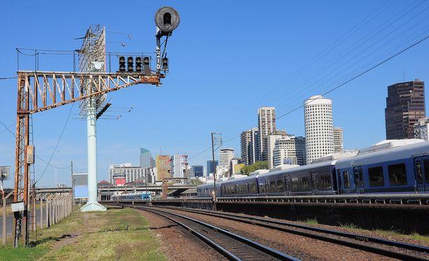 Miehen siveetön käytös Buenos Airesin junassa raivostutti muita matkustajia.