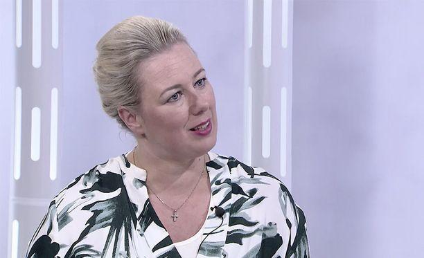 Jutta Urpilainen kertasi tappiotaan Antti Rinteelle Sensuroimaton Päivärinta -ohjelmassa.
