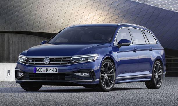 Uusiutunut Euroopan markkinoille suunniteltu VW Passat on käyttää uusinta MQB-pohjalevyä, kun taas USA:n markkinoiden Passat tyytyy vanhempaan tekniikkaan.