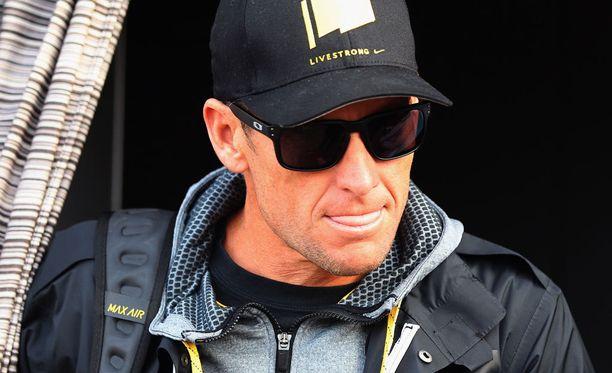 Lance Armstrongilta löytyy pokkaa kyseenalaistaa muiden menestys.