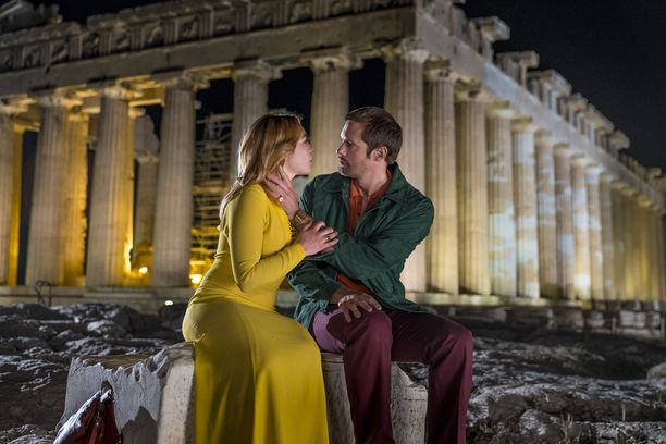 Dating nuorempi kreikkalainen mies