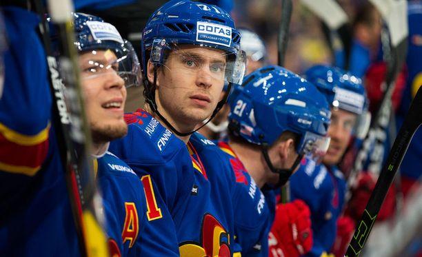 Michael Keräsen anti Jokereille jäi vaatimattomaksi.