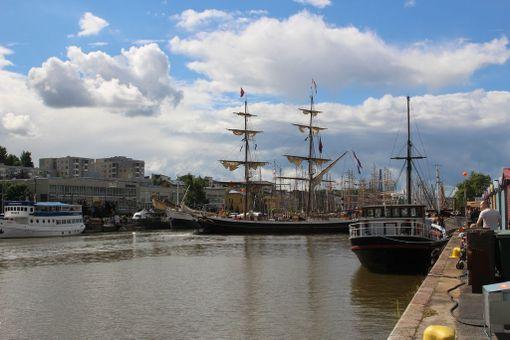 Shtandartin perässä Turkuun saapui myös hollantilaislaiva Morgenster, jonka matkaa Iltalehti seurasi alkuviikosta.