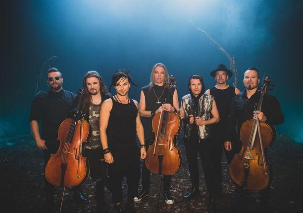 The Rasmus ja Apocalyptica julkaisivat yhteiskappaleen, joka on mukana The Rasmuksen seuraavalla albumilla.