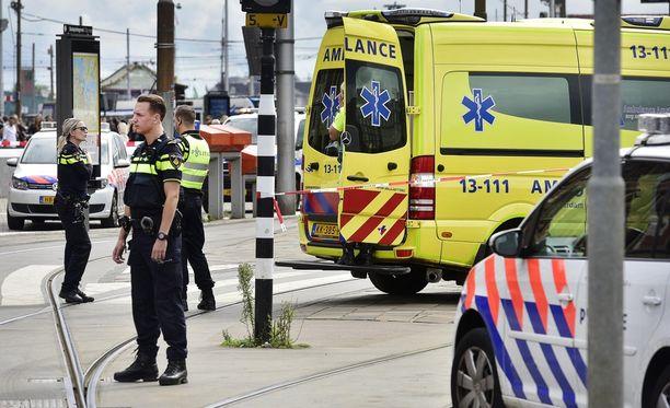 Poliisin mukaan epäilty on afganistanilainen mies, jolla oli oleskelulupa Saksaan.