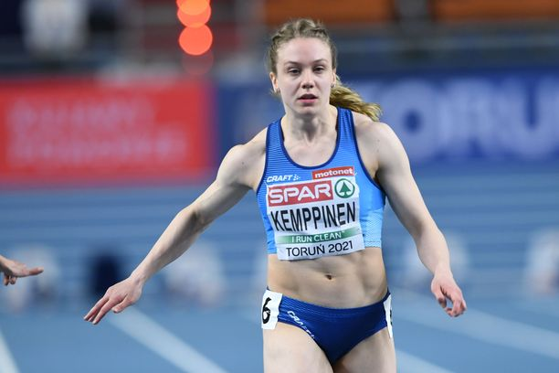 Lotta Kemppinen ei pysty osallistua olympialaisiin jalkavamman takia.