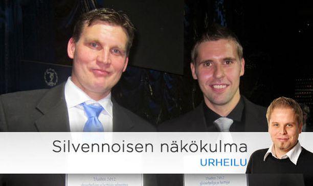 Mestariheittäjä Aki Parviainen muovasi Antti Ruuskasesta EM-miehen.