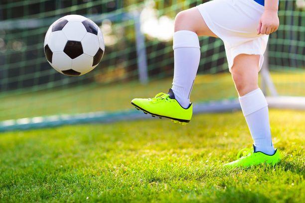 Palloliiton mukaan joukkuetoimintaa ei tule toistaiseksi järjestää. Kuvituskuva.
