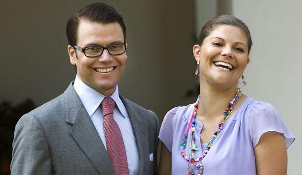 Daniel Westling ja prinsessa Victoria astuvat avioon 19. kesäkuuta.