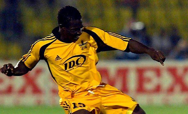 Ben Idrissa Dermé menehtyi sydänkohtaukseen sunnuntaina.