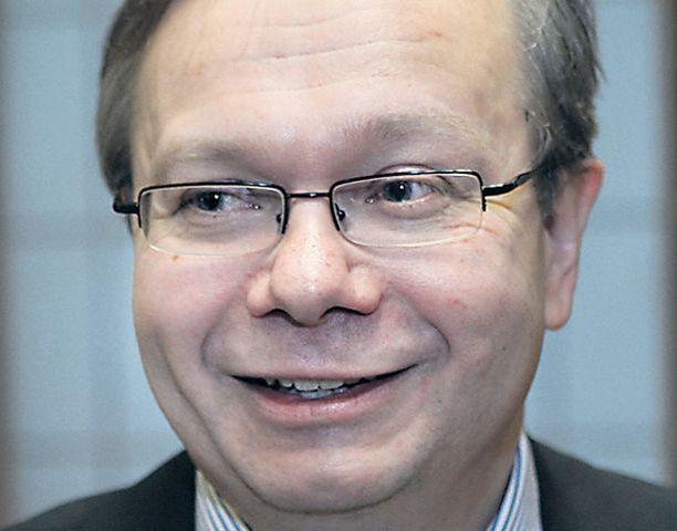Ekonomisti Reijo Heiskanen heittää retorisen väitteen, että romahdus oli kupla.