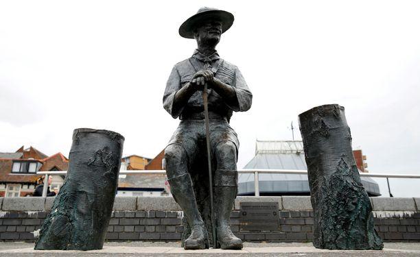 Patsas on määrä poistaa torstaina. Baden-Powell kuoli vuonna 1941, hän oli 83-vuotias.