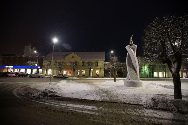 Kaupunginjohtajalle Valkan viinakaupungin maine ei ole ongelma.