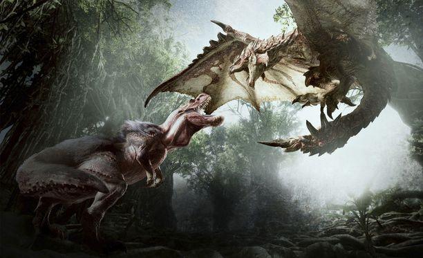 Monster Hunter: World ilmestyi PC:lle 9.8.