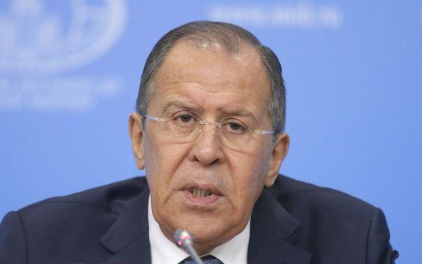 Venäjän ulkoministeri Sergei Lavrov sanoi tiistaina pidetyssä lehdistötilaisuudessa, että Venäjän seisoo Syyrian toimiensa takana.