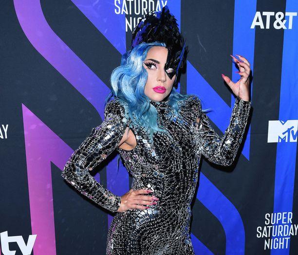 Lady Gaga tunnetaan lukuisista hittikappaleistaan.